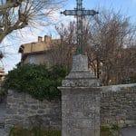 Croix à Saignon