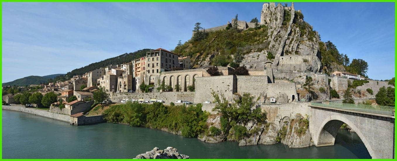 Balade à Sisteron