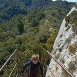 Echelle du Mont Gaussier