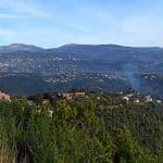 vue sur Grasse