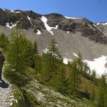 Montée vers le Plateau de Lignin