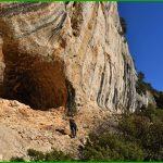 Grotte de l'etrave de la baraque