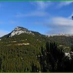 Le Mont Caume